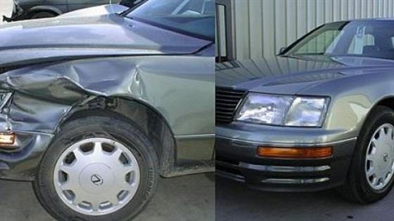 Жестяные работы являются основой восстановительного ремонта авто